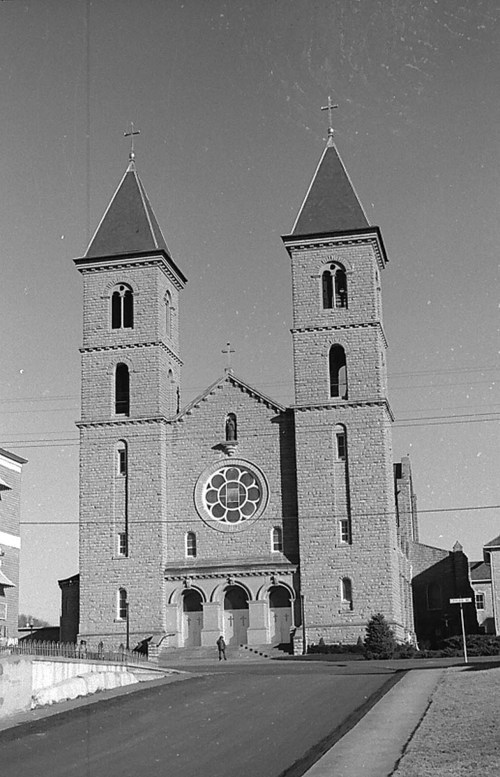 St. Fidelis Church, Victoria, Kansas - Page