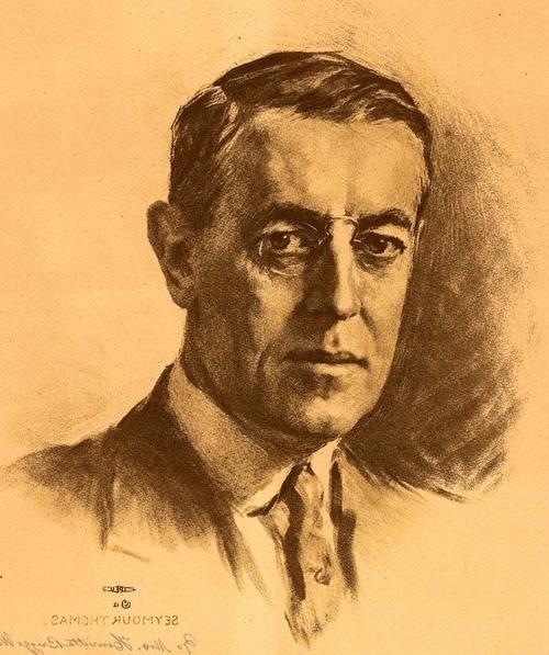 Woodrow Wilson - Page