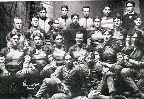 Bethany College football team, Lindsborg, Kansas - Page