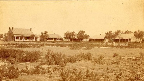 Fort Wallace, 1880's - Page