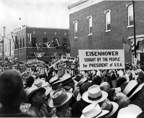 Dwight Eisenhower - Page