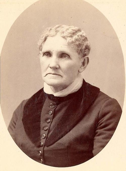 Mary Ann Bickerdyke - Page
