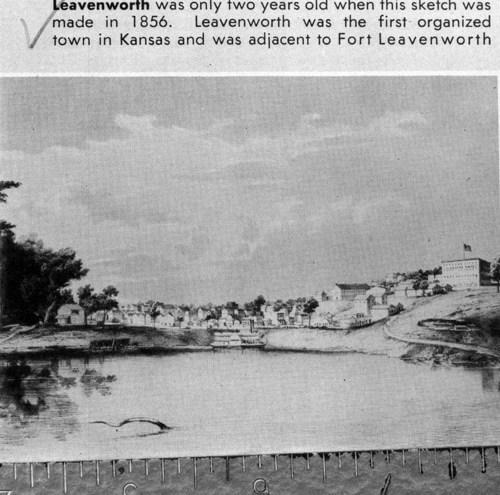 Leavenworth, KS-1856 - Page