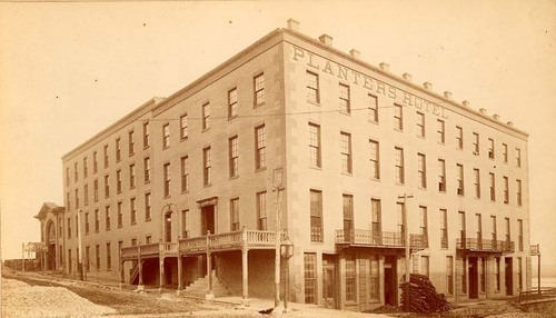 Planters Hotel, Leavenworth, Kansas - Page