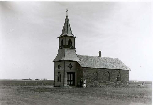 German Lutheran Church, Lawrence, Kansas - Page