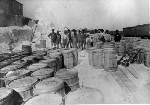 H-K Salt Company, Hutchinson