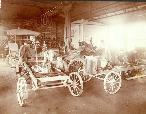 Smith automobile factory, Topeka, Kansas - Page