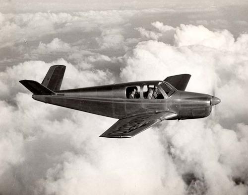 Beechcraft Bonanza Model 35 - Page