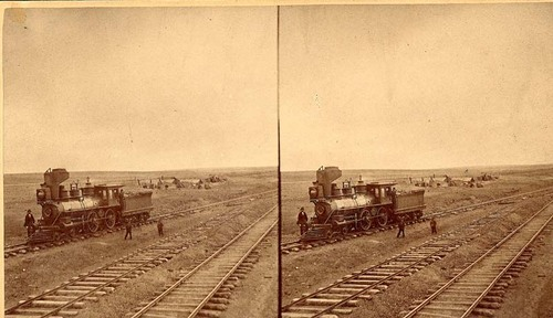 Locomotive at Dodge City, Kansas - Page