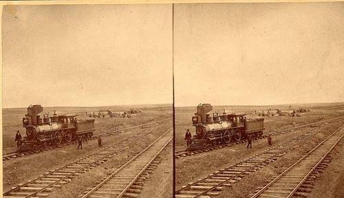 Locomotive at Dodge City, Kansas - Page
