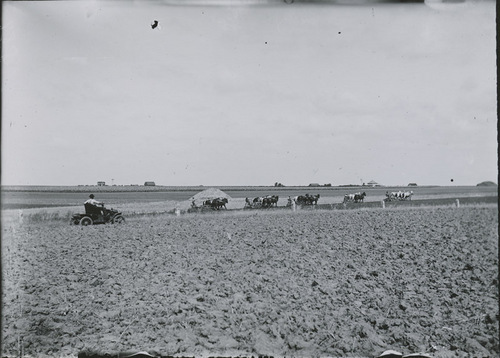 Plowing, Russell County, Kansas - Page