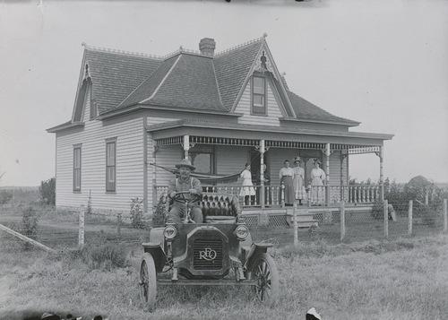 Jonathan Erickson, Russell County, Kansas - Page