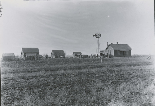D. J. Heinze farm, Russell County, Kansas - Page