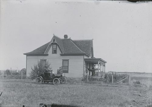 Jonathan Erickson residence, Russell County, Kansas - Page