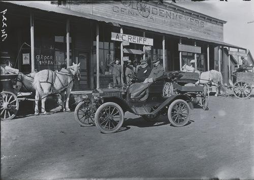 Enoch Graf, Dorrance, Kansas - Page