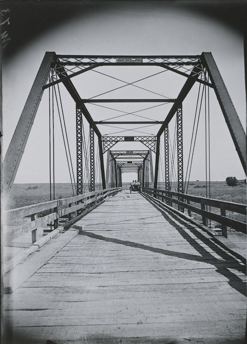 Smoky Hill River bridge, Russell County, Kansas - Page