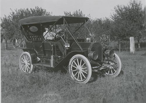 R. E. Brown, Dorrance, Kansas - Page