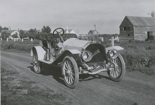 Buick automobile, Dorrance, Kansas - Page