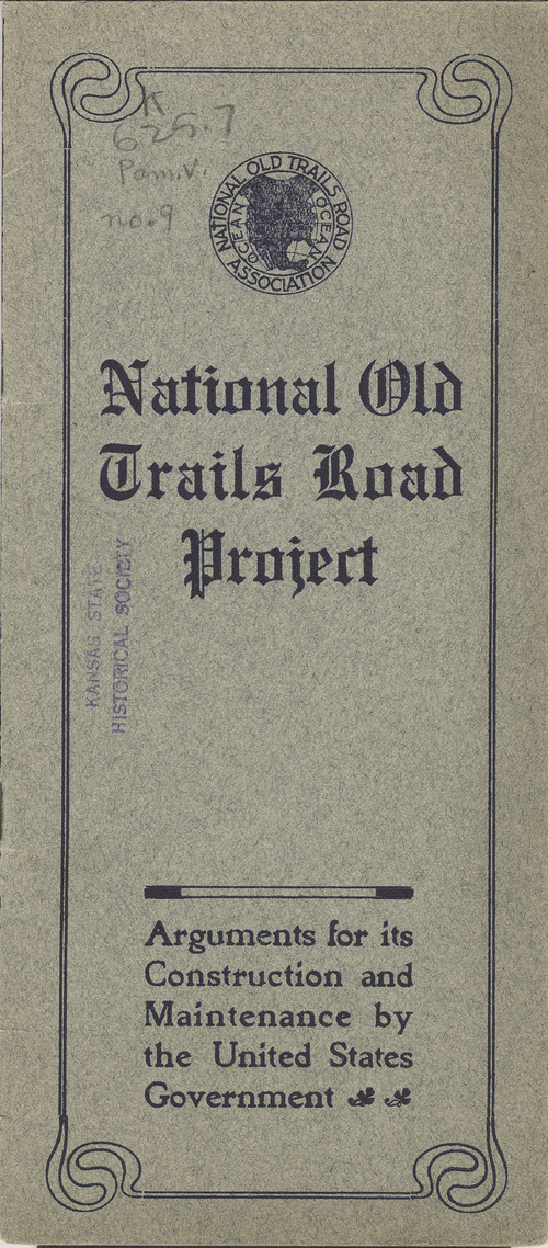 National Old Trails Road project : arguments for its construction and maintenance by the United States government - Page