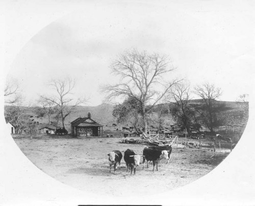 Fred Tainter's ranch - Page