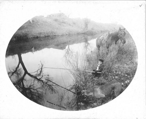 F. J. Birdsall's grandson, Custer, Oklahoma, Territory - Page