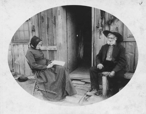 Mr. and Mrs. Gant, Kiowa County, Kansas - Page
