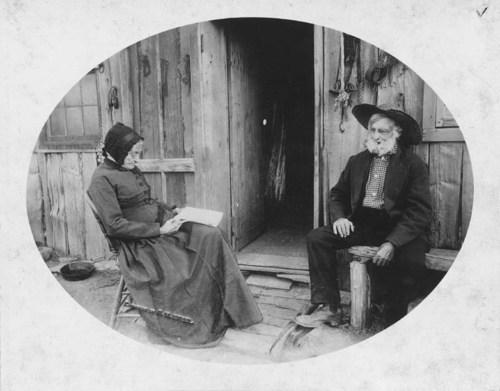 Mr. and Mrs. Gant, Kiowa County, Kansas - Page