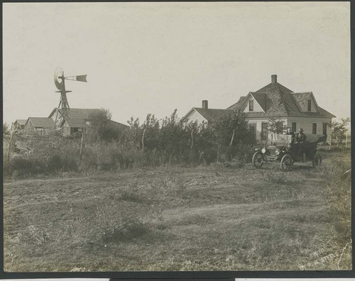 Farm and automobile - Page