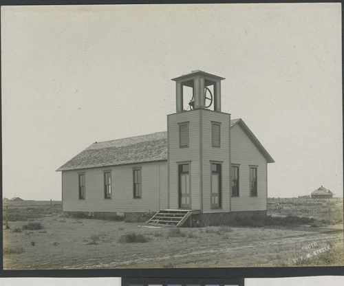 Presbyterian/Dunkard church in Santa Fe, Kansas - Page
