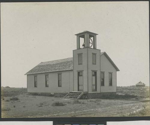 Presbyterian/Dunkard church in Santa Fe, Kansas - Page