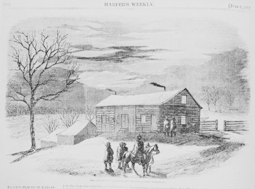 Governor's Mansion, Lecompton, Kansas Territory - Page