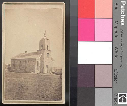 Methodist Church, Topeka, Kansas - Page