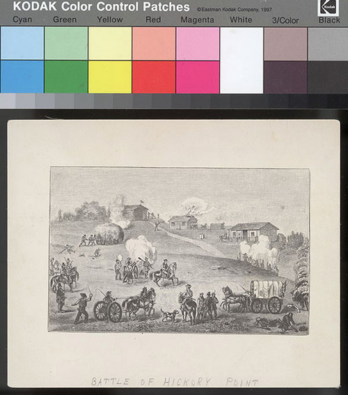 Battle of Hickory Point, Kansas Territory - Page