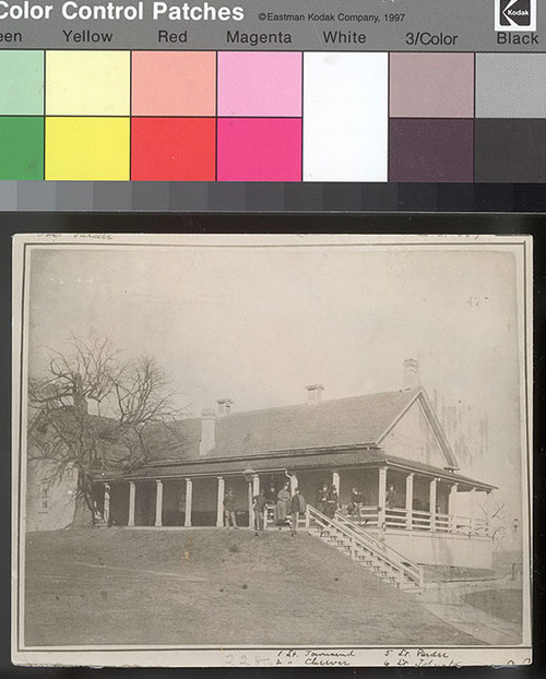 First Executive Office, Fort Leavenworth - Page