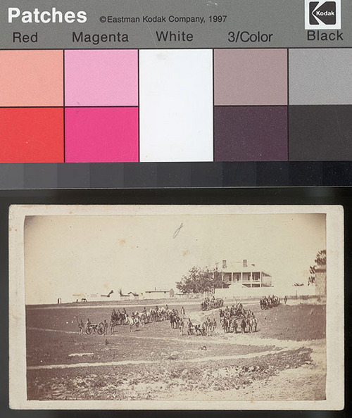 Colored Battery at Fort Leavenworth, Kansas - Page