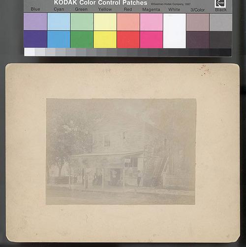 U. S. Land Office, Lecompton, Kansas - Page