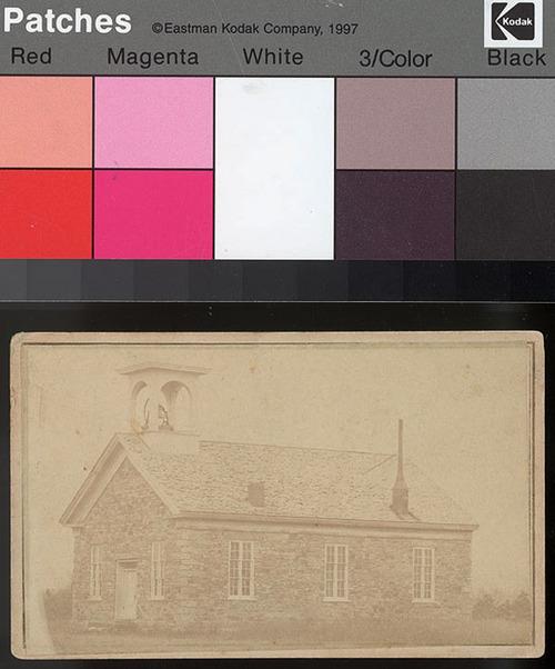 Congregational Church, Osawatomie, Kansas Territory - Page