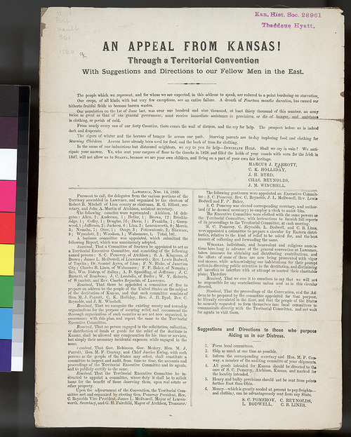 An appeal from Kansas! - Page