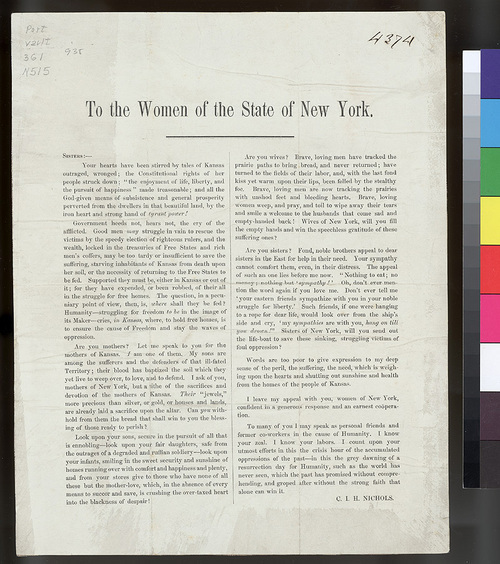 An appeal to the women of the State of New York - Page