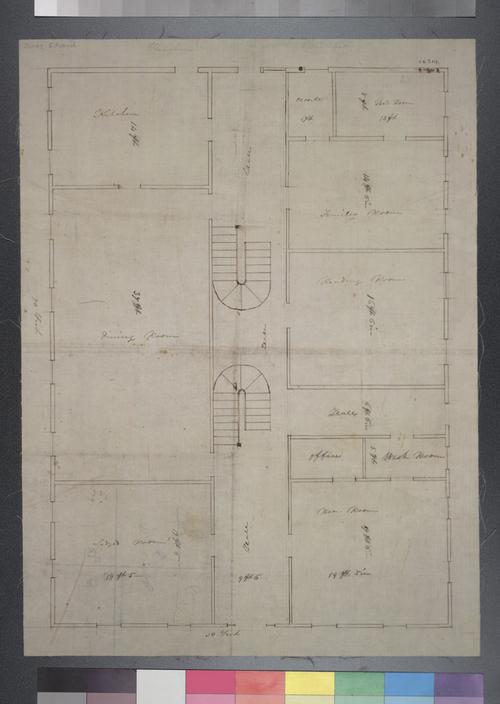 Eldridge Hotel floor plans - Page
