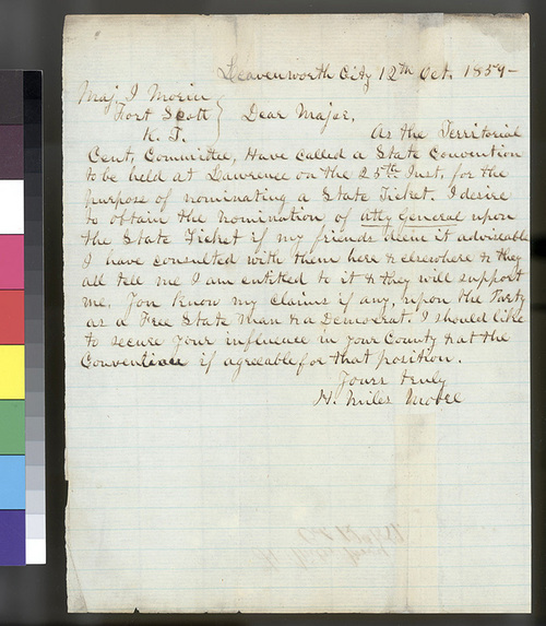 Henry Miles Moore to Jesse Morin - Page