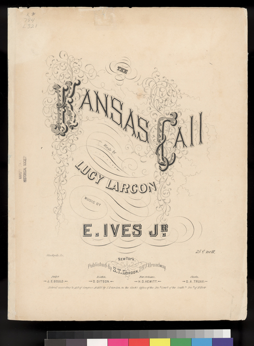 The Kansas Call song - Page