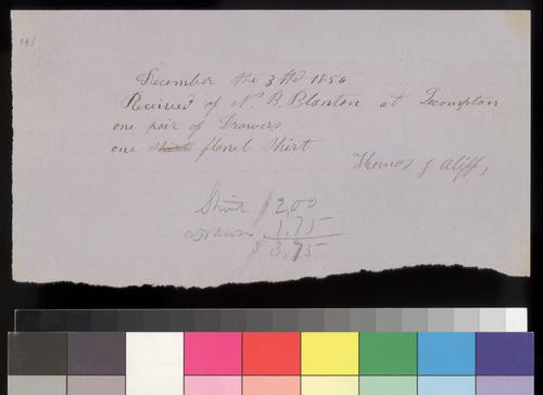 Thomas J. Aliff to Napoleon B. Blanton - Page