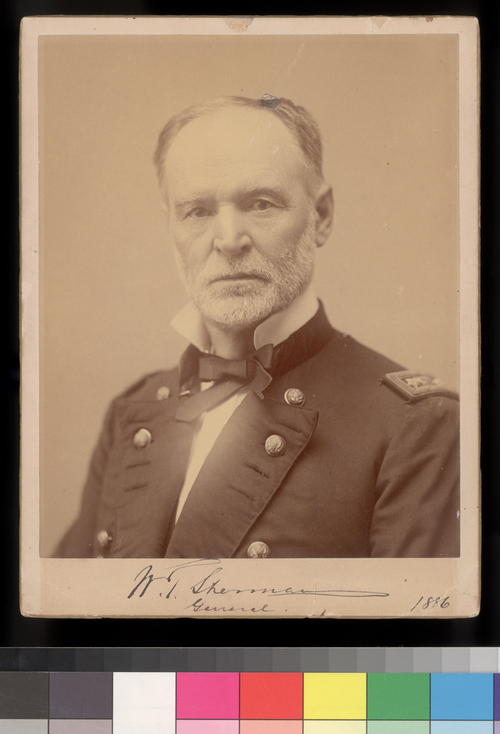 William Tecumseh Sherman - Page