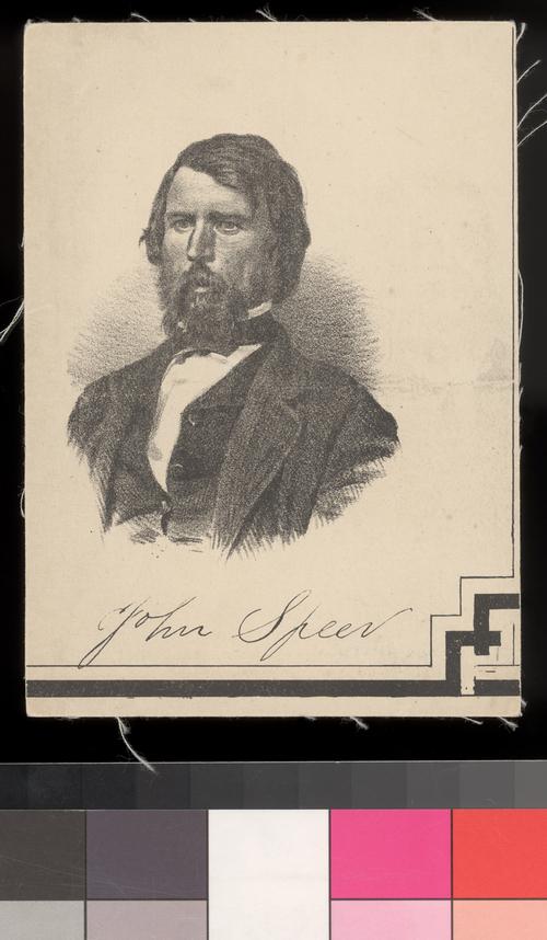 John Speer - Page