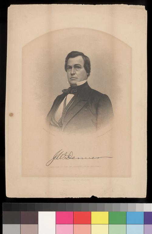 James W. Denver - Page