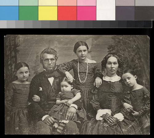Shalor W. Eldridge and family - Page