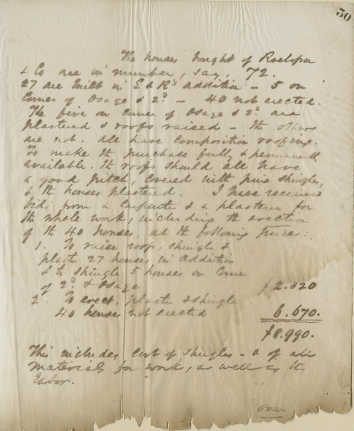 Thomas Ewing to Dear Sir - Page