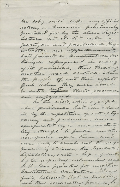 Address of the Constitutional Convention to American Public - Page