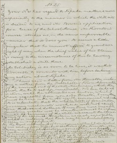 Thomas Hopkins Webb to Martin Franklin Conway - Page